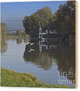 River Thames At Cookham Wood Print