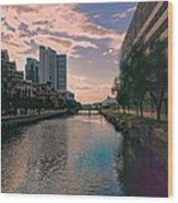 River Through Baltimore Wood Print
