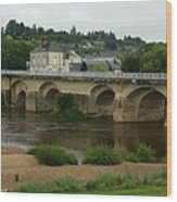 River Vienne - France Wood Print
