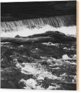 River Wye - England Wood Print