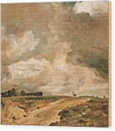 Road To The Spaniards. Hampstead Wood Print