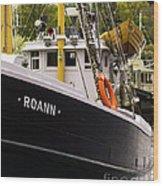 Roann Wood Print