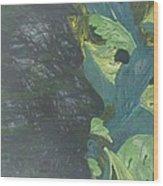 Robert De Niro Portrait Wood Print