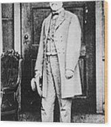 Robert Edward Lee  Wood Print