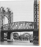 Robert F. Kennedy Bridge Wood Print