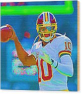 Robert Griffin IIi   Rg 3 Wood Print