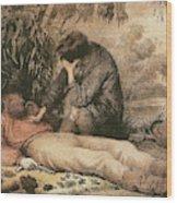 Robert O'hara Burke (1820-1861) Wood Print