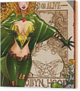 Robyn Hood 03e Wood Print by Zenescope Entertainment