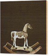Rocking Wood Print