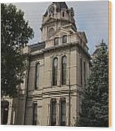 Rockville Courthouse Wood Print