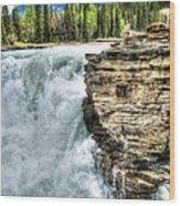 Rocky Mountain Dreams Wood Print