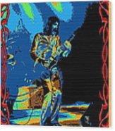 R P  In Spokane 1977 Wood Print