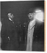 Rogers And Clemens, C1900 Wood Print