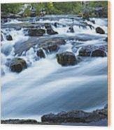 Rogue River Falls 9 Wood Print