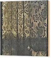 Rogue's Lace Wood Print