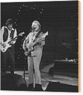 Rolling Through Spokane In 1976 Wood Print