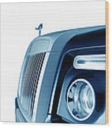 Rolls Royce 7 Wood Print
