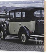 Rolls Royce - Regent Wood Print