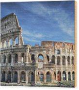 Roman Icon 8x10 Wood Print