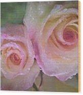 Romance 1 Wood Print