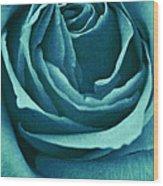Romance II Wood Print by Angela Doelling AD DESIGN Photo and PhotoArt