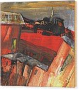 Ronda 03 Wood Print