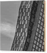 Roosevelt University Wabash Building Wood Print