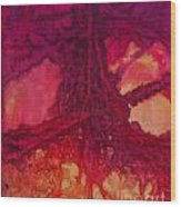 Roots of Passon Wood Print