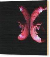 Rose 005 Wood Print