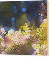 Rose 183 Wood Print