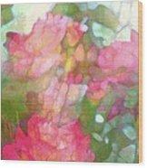 Rose 200 Wood Print