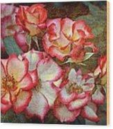 Rose 305 Wood Print