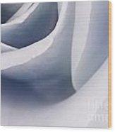 Rose Macro Wood Print