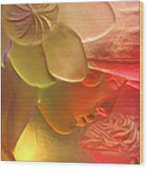 Rose Passion  Wood Print