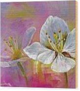 Rose Pecher Wood Print