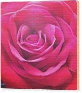 #rose #redrose #red #flower #redflower Wood Print