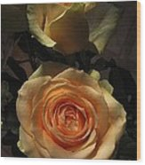 Roses Forever_2 Wood Print