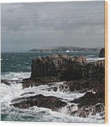 Ross Bay Wood Print