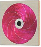 Rotation Wood Print