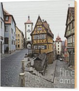Rothenberg, Germany Wood Print