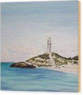 Rottnest Island Australia Wood Print