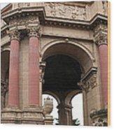 Rotunda Palace Of Fine Art - San Francisco Wood Print