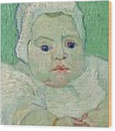 Roulin's Baby Wood Print