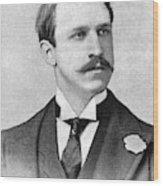 Rounsevelle Wildman (1864-1901) Wood Print