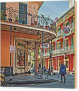 Rouses Market Wood Print