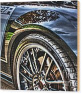 Roush 627 Wood Print