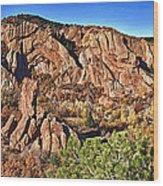Roxborough State Park Wood Print
