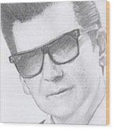 Roy Orbison Wood Print