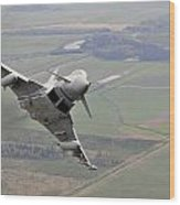 Royal Air Force Typhoon Fgr4 Wood Print