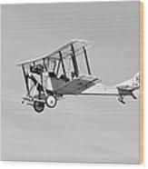 Royal Aircraft Factory Be2c Wood Print
